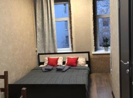 Baget, отель в Москве