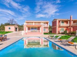 Villa Mirela, pet-friendly hotel in Dassia