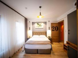 Set Özer Hotel, отель рядом с аэропортом Canakkale Airport - CKZ