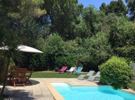 Béziers Villa, holiday home in Béziers
