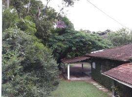 Acomodação Penedo, hotel near Serrinha do Alambari Environmental Protection Area, Penedo