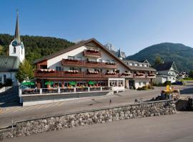 Hotel Sonne, hotel in Wildhaus