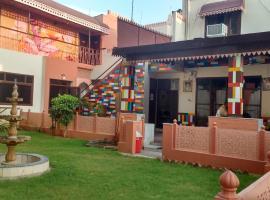 Backpacker Stephels, hostel in Jaipur