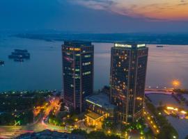 DoubleTree by Hilton Wuhu, отель в городе Wuhu