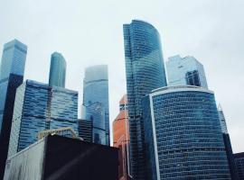 Гостиница Экспотель, отель в Москве, рядом находится Деловой центр «Москва-Сити»