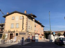 Albergo Al Cacciatore Tortellinando, hotel a Valeggio sul Mincio