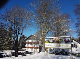 Hotel Winterberg Resort, hotel en Winterberg