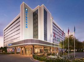 Wyndham Tashkent, hotel in Tashkent