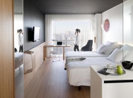 Barceló Sants, hotel boutique a Barcellona