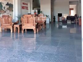 khách sạn Ngân Hà, beach hotel in Tuy Hoa