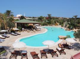 Cupola Bianca Resort, hotel a Lampedusa