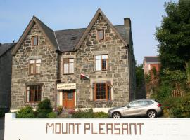 Mount Pleasant B&B, hotel near Llanberis lake railway, Caernarfon