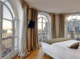 Tinah Paris, hotel near Pompidou Center, Paris