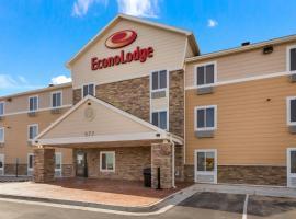 Econo Lodge Burlington, hotel in Burlington