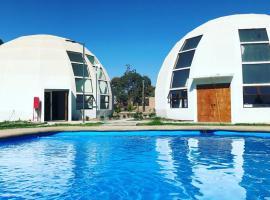 Domos Dream, hotel in La Serena
