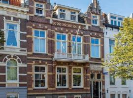 Villa Charlton 71a, apartment in Vlissingen