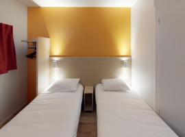 Première Classe Reims Ouest - Tinqueux, hotel en Reims