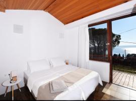 Modern & Comfy Sea view house NG, počitniška hiška v Portorožu