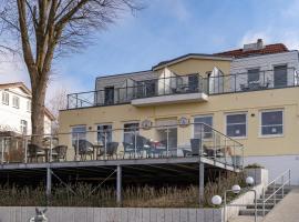 Hotel am Wasserschloss Glücksburg, hotel i nærheden af Flensborg Havn, Lyksborg