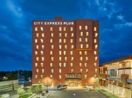 City Express Plus Tampico, hotel con piscina en Tampico