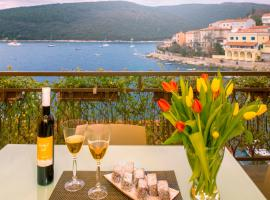 Carli, self catering accommodation in Rabac