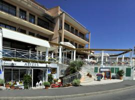 Hôtel Les Alizés, hotel near Beauvallon Golf, Cavalaire-sur-Mer