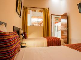Hotel San Pedro Plaza, hotel near Alejandro Velasco Astete International Airport - CUZ,