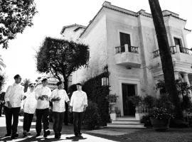 Grande Albergo Miramare, hotel in Formia