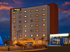 City Express Junior Aguascalientes Centro, hotel in Aguascalientes