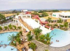 Lacqua Di Roma Acqua Park, hotel em Caldas Novas