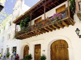 Alfiz Hotel, hotel en Cartagena de Indias