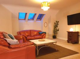 Ethan House Holiday Suites, apartment in Killarney