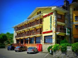Hostal Europa, inn in San Roque del Acebal