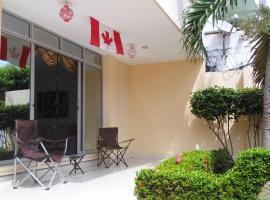 Canadian House Coveñas, homestay in Coveñas