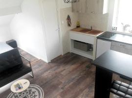 Le Studio du Brochy, apartment in Hauteville-Lompnes