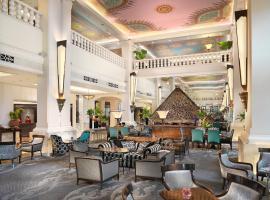 Anantara Siam Bangkok Hotel, hotel with jacuzzis in Bangkok