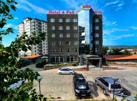 MBM Hotel, hotel in Darkhan