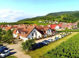 Das Landhotel Weingut Gernert, Hotel in der Nähe von: Roßberg, Sankt Martin