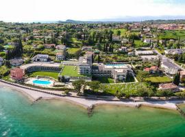 Park Hotel Casimiro, hotel in San Felice del Benaco