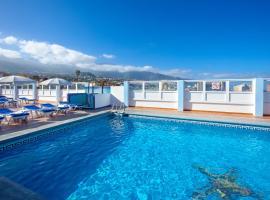 HC Hotel Magec, отель в городе Пуэрто-де-ла-Крус