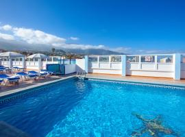 HC Hotel Magec, hotel v destinácii Puerto de la Cruz