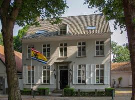 Boutique B&B de PASTORY, pet-friendly hotel in Zuiddorpe