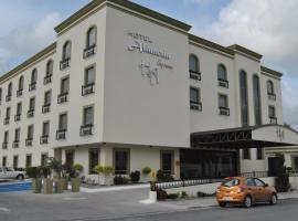 Hotel Alameda Express, מלון במטמורוס