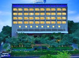 Radisson Blu Bengaluru Outer Ring Road, luxury hotel in Bangalore