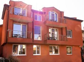 New Star Residence, хотел близо до Автогара юг (север), Бургас