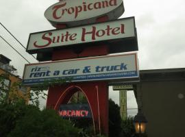 Tropicana Suite Hotel, отель в городе Ванкувер