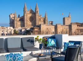 Apuntadores 8, hotel in Palma de Mallorca
