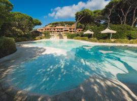 Roccamare Resort - Casa di Ponente, hotel a Castiglione della Pescaia
