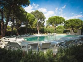 Roccamare Resort - Casa di Levante, hotel a Castiglione della Pescaia