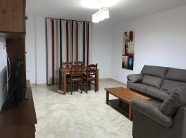 Apartamentos Turisticos Arquimedes, hotel near Melilla Airport - MLN,